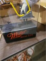 Miller Bar top. 2 piece. new in box.