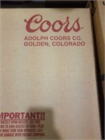 Coors Artic Ice New in box unopened
