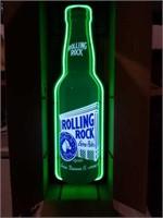 Rolling Rock, New in box 30x14 1998
