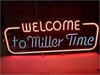 Welcome to Miller time. 1985 mod