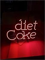 Vintage Diet Coke1998 15x19