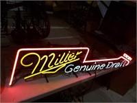 Miller Guitar. Frame broken 48x12