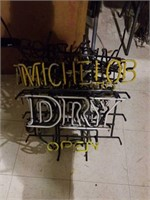 Michelob dry open 3 for parts