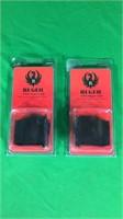 2- 6.8 mm Ruger Mini 14 -5 Round Magazines