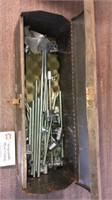Shopsmith Maxi-Clamp System w/ Metal Tool box