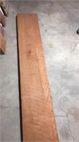 1 of 2 Curly Cherry Board