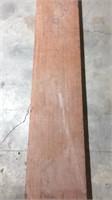 Bubinga Board