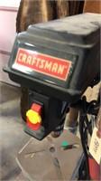 "Craftsman 9"" Bench Top Drill Press"