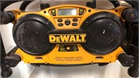 Dewalt 18v Cordless Radio
