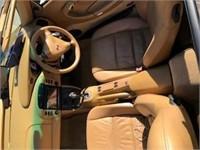 2000 Porshe Carrera 911 Roadster