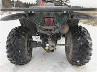 2000 Polaris Magnum 325 4x4 4-Wheeler ATV