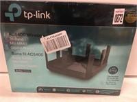 TP-LINK AC5400 WIRELESS TRI-BAND MU-MIMO  GIGABIT