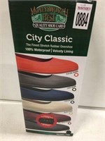 CITY CLASSIC STRETCH RUBBER OVERSHOE ONE SIZE