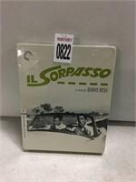 IL SORPASSO FILM BY DINO RISI