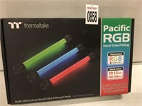 THERMALTAKE PACIFIC RGB HARD TUBE FITTING