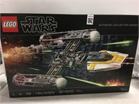 STAR WARS LEGO AGES 14+