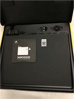 MM1000 WIRELESS CHARGING MOUSE PAD