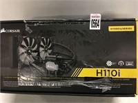 CORSAIR H110i EXTREME PERFORMANCE CPU COOLER