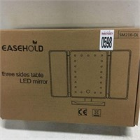 EASE HOLD THREE SIDES TABLE LED MIRROR