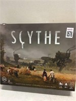 SCYTHE BOARD GAMES