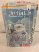 DREAM FACTORY TWIN COMPLETE BED SET