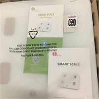 1 BY ONE SMART SCALE WITH APP SUPPORT