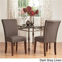 INSPIRE DINING CHAIRS (2 IN TOTAL; NOT ASSEMBLED)
