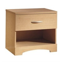SOUTH SHORE NIGHT STAND (NOT ASSEMBLED)