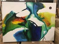 "ART ON CANVAS 36X48"""