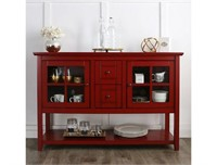 WALKER EDISON CONSOLE TABLE TV STAND(NOT