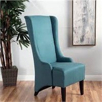 FABRIC DINING CHAIR (NOT ASSEMBLED)
