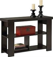 AMERIWOOD HOME CONSOLE TABLE (NOT ASSEMBLED)