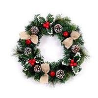 CHRISTMAS WREATH DECORATIVE