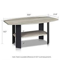 FURINNO COFFEE TABLE (NOT ASSEMBLED)