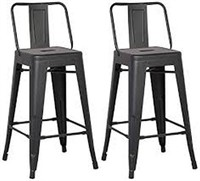 TOTAL OF 2 BARSTOOL (NOT ASSEMBLED)