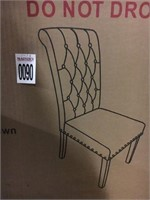 EASTWEST FURNITURE SIDE CHAIR 2 IN TOTAL (NOT