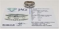 .73 Carat Total, Diamond Ring, Appraised @ $2,299
