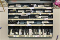 **WEBSTER,WI** Assorted Drill Bits in Display-
