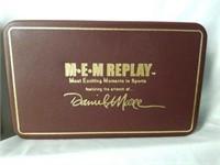 "M.E.M. Replay ""The Kick"" Recording of play"