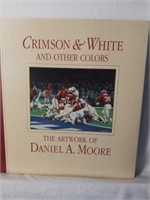 """Crimson & White and Other Colors"" by David Moore"