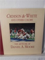 """""""Crimson & White and Other Colors"""" by David Moore"""