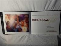 """Iron Bowl Gold"" Daniel Moore & Keith Jackson Book"