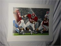"""SIGNED Rick Rush """"Tradition of Champions"""" Print"""
