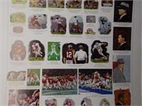 SIGNED Rick Rush 'Alabama Football Hostory' Poster