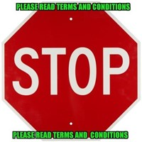 PLEASE READ TERMS AND CONDITIONS