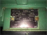 Weinig U22/AL 011 Moulder  Machine