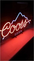 Vintage Neons and Rare Sign Auction