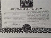 """Signed Daniel Moore """"Tradtion Continues"""" A.P Print"""