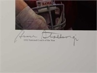 """Signed Daniel Moore """"Tradition Continues""""A.P Print"""