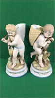 Pair of Statue Figures
